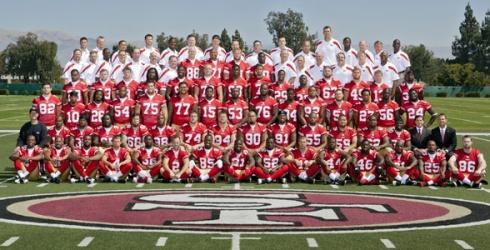 2012 SF 49ers