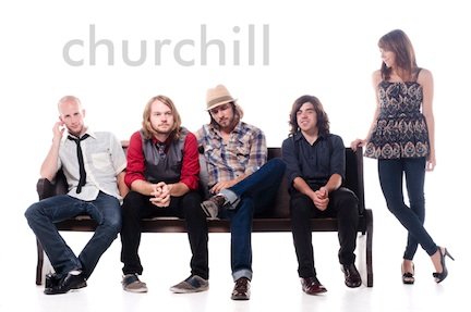 The group Churchill