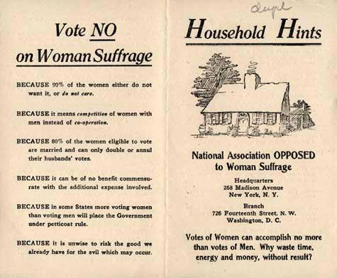 "My personal favorite, ""petticoat rule."""