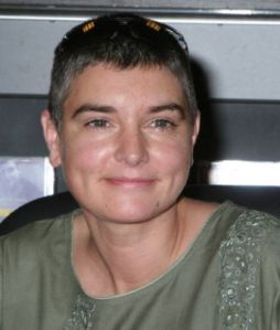 Sinead O'Connor in 2012