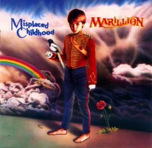 """Misplaced Childhood"" by Marillion- possibly the greatest concept album ever."