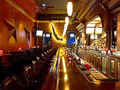 Inside the Dive Bar, downtown San Jose, CA