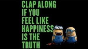 "Musical Monday- ""Happy"" Minions"