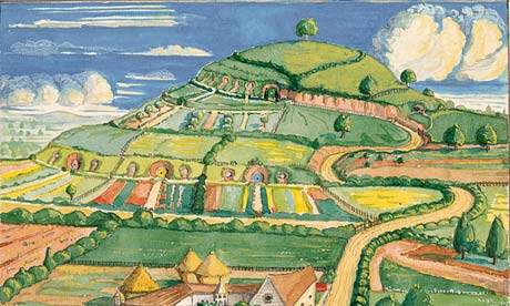 The Hill at Hobbiton by J.R.R. Tolkien