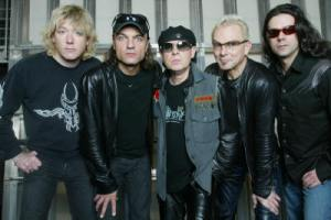 Scorpions- always rocked, always wil