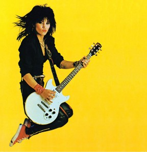 Joan Jett- Women rock!