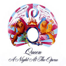 A Night at The Opera by Queen 1975