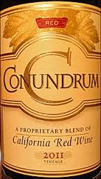 Conundrum- California Red Blend