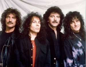 Sabbath: Butler, Iommi, Appice and Dio as God intended.