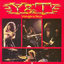 Y & T in their hey day